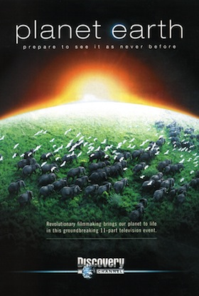 Planet Earth documentary series
