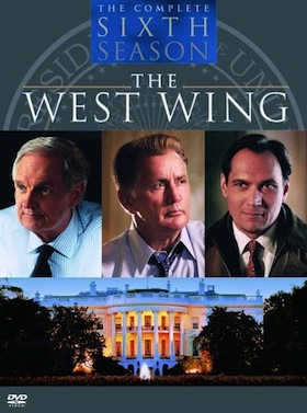 The West Wing smart political show