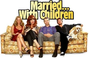Married With Children - sitcom image