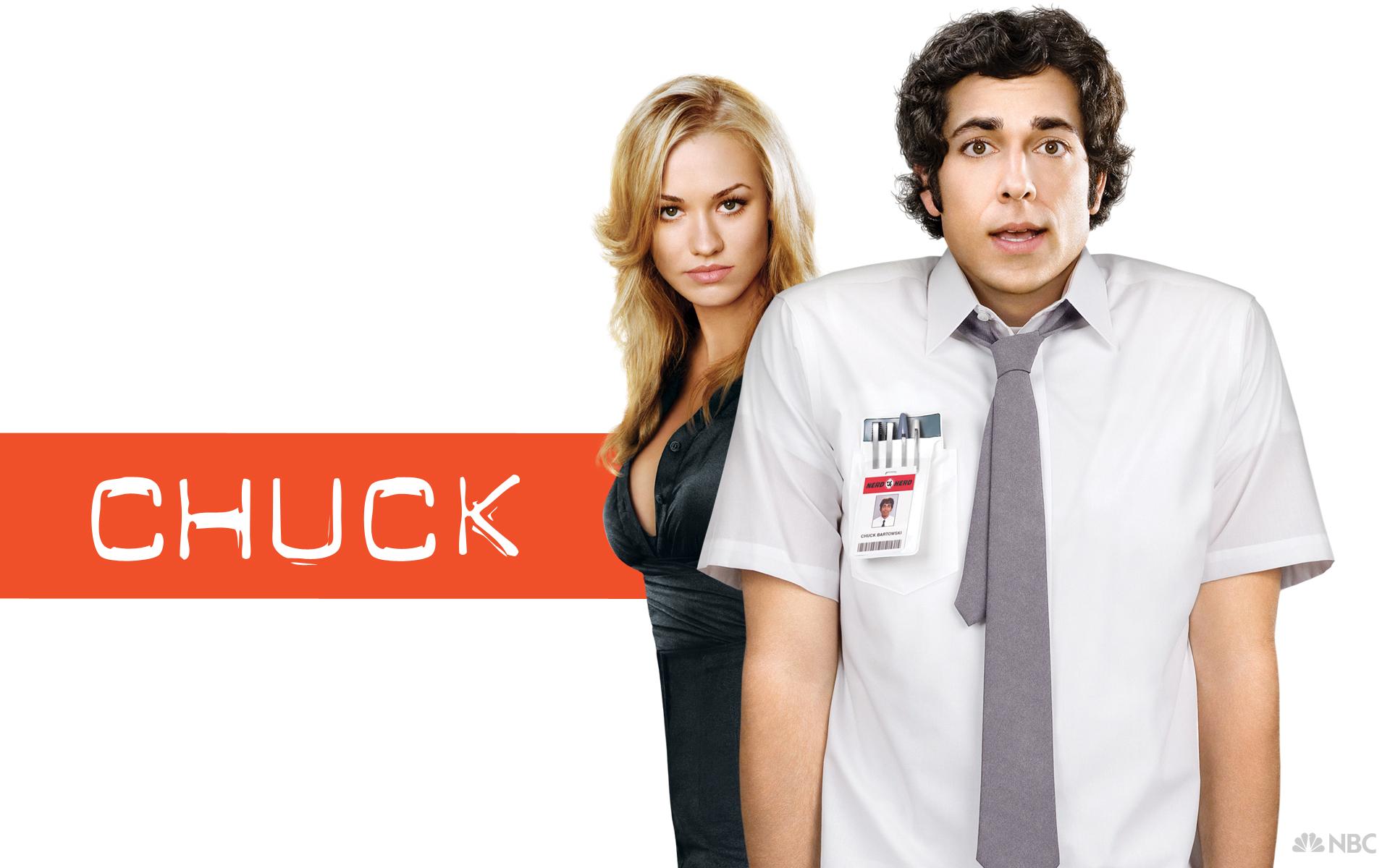 List of Chuck episodes