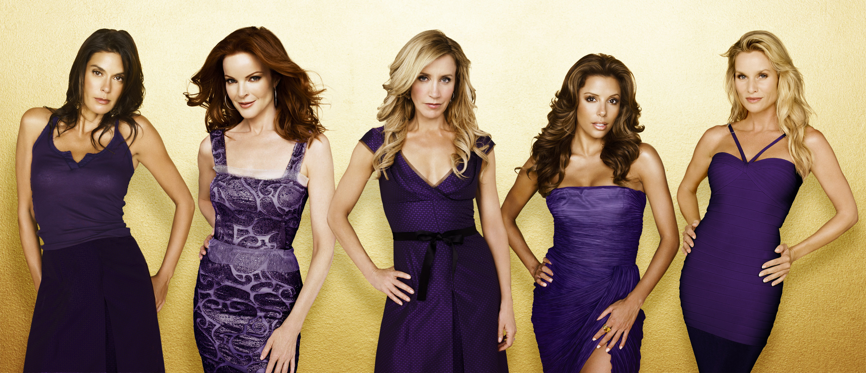 desperate housewives cast drama