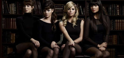 Pretty Little Liars - cover image