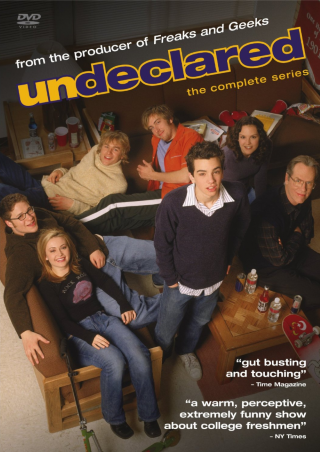 Undeclared - image