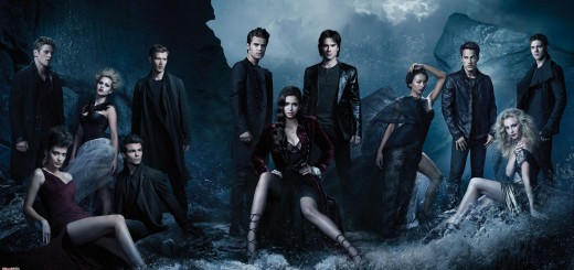 Vampire Diaries - cover image