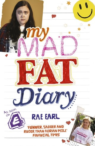 My Mad Fat Diary - image