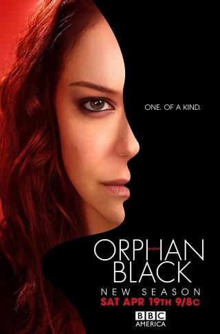 Orphan Black - poster
