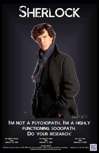 Sherlock - picture