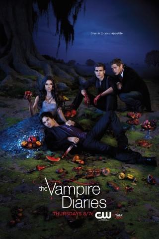 The Vampire Diaries - poster