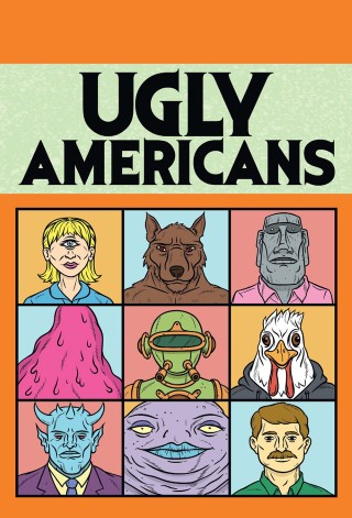 Ugly Americans - image