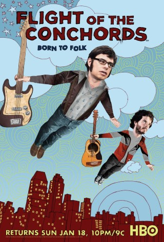 Flight of the Conchords - image