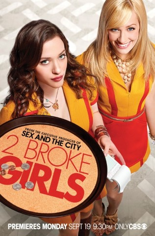 Two Broke Girls - image