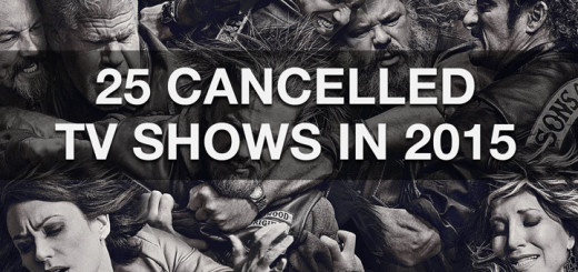 cancelled tv shows in 2015