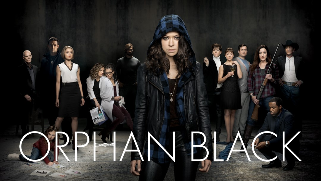 Orphan Black - cover image