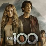 The 100 - image cover
