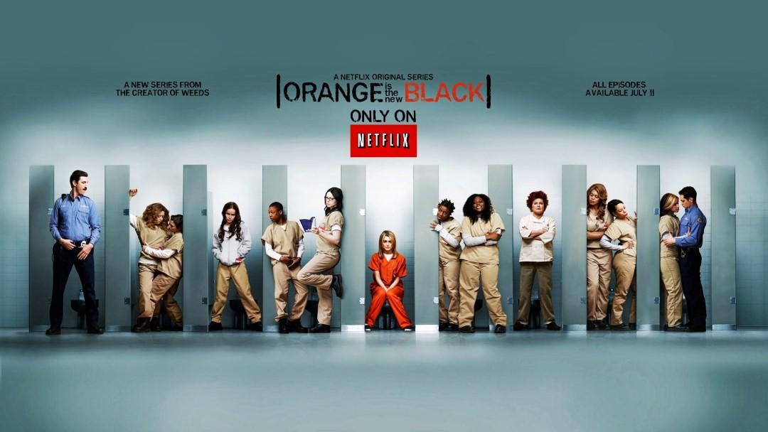 Orange is the New Black - cover image