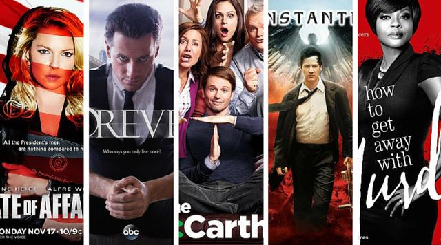 Top 25 New TV Shows 2015 • TVPre.com