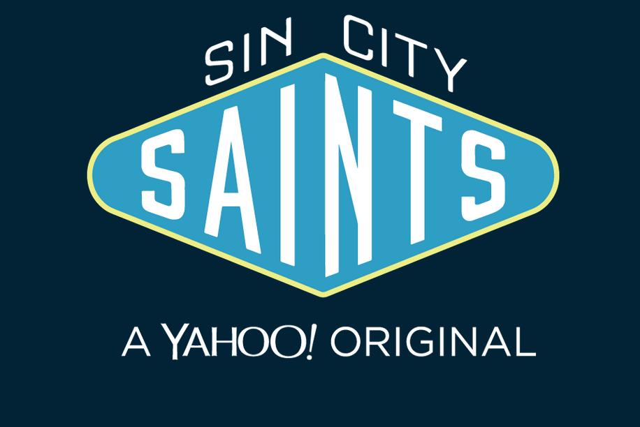 Sin City Saints - cover image
