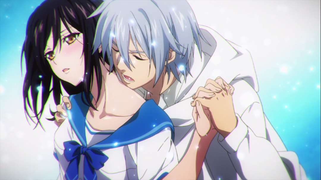 Strike the Blood - cover image