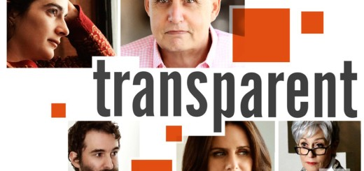 Transparent - cover image