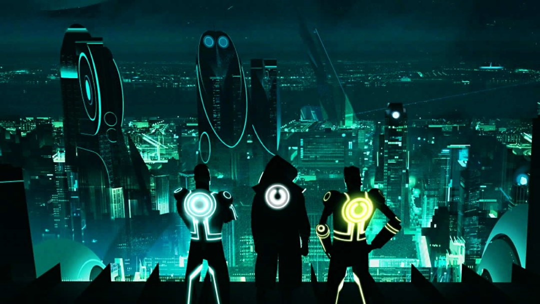 Tron Uprising - image cover
