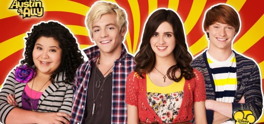 Austin & Ally - cover image