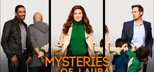 The Mysteries of Laura - cover image